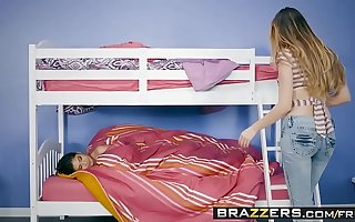 Brazzers - Big Tits at School - (Brenna Sparks, Danny D) - Bunk Bed Bang - Trailer advance showing