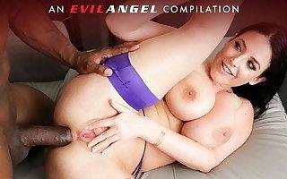 EvilAngel - BBC Anal Compilation