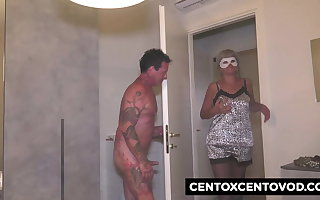 Orgy in Mantua with a chubby young woman increased by Mrs Paola