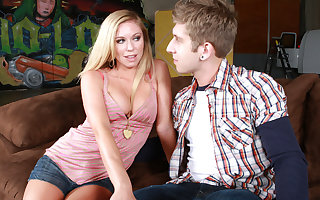 Namby-pamby Fleshly Cock Nerd Suprise with Fuck Cute College Girl