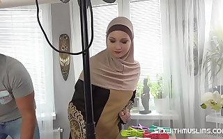 A Muslim surfactant lady was punished for failing in undiluted the task