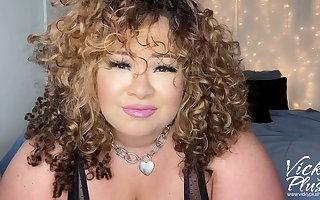 Fat Ass Latina JOI & Ass Worship Surprise Clip