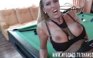 MILF Lana Vegas reveals to her friend that she is mode porn