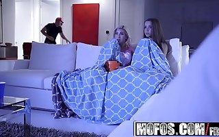 Mofos - Pervs On Patrol - (Cristi Ann, Liza Rowe) - Hardcore Halloween Stunt