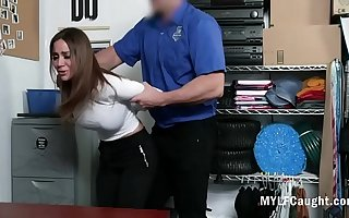 Please Budget Deposit Of Me, Officer- MILF Pleads- Havana Bleu