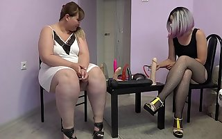 Dramatize expunge teacher fucked a bbw with a big ass. Role-playing fetish game of lesbians.