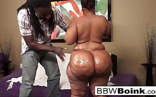Diabolical babe with huge ass gets fucked upstairs the sofa
