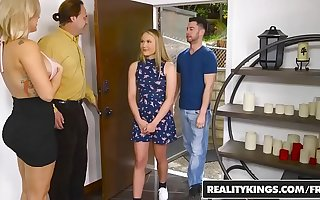 RealityKings - Moms Bang Teens - All Fro Alyssa working capital Alyssa Cole and Savana Styles and Seth Gambl