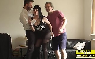 this slut gets a on the move service of sex humiliation
